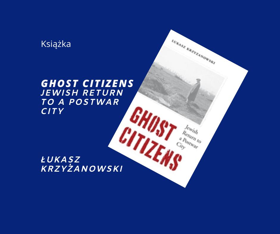 książka pana Krzyżanowskiego
