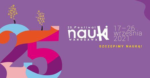baner Festiwalu Nauki