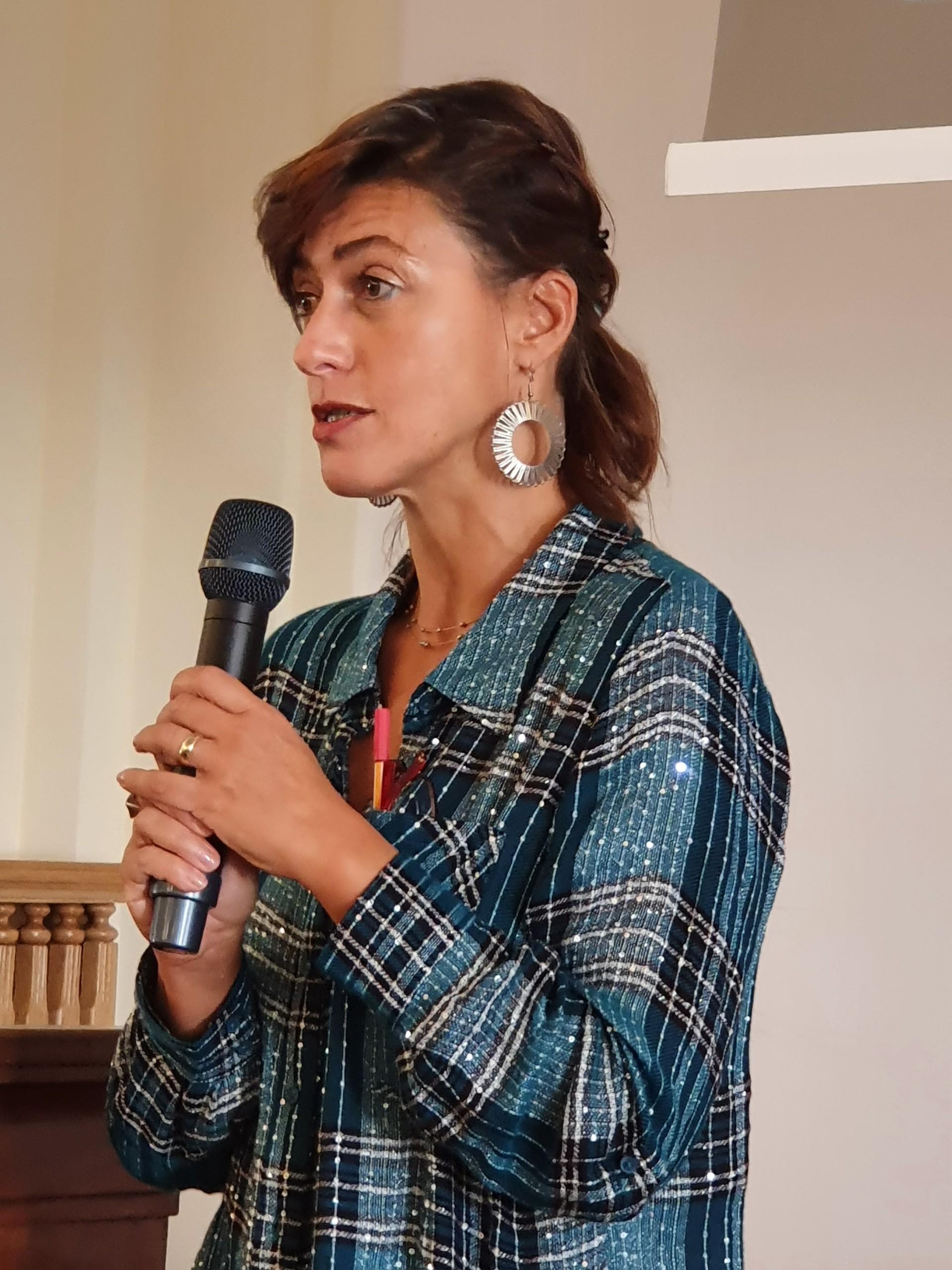 Irina Tomsecu-Dubrow